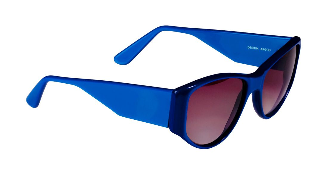 vintage sunglasses, blue sunglasses