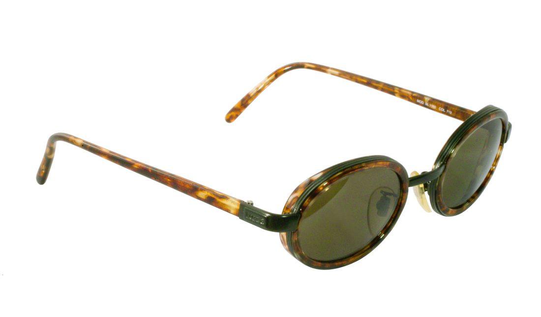 c847c791f24 Lozza Vintage Sunglasses Steampunk 80s