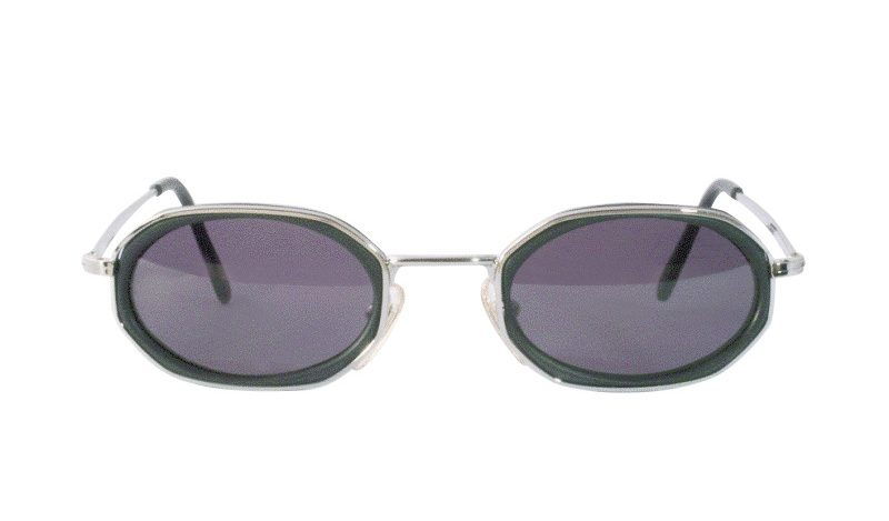 6ac1f821c09 Lozza Hexagon Vintage Sunglasses 80s